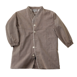 Charlemagne Chambray marron