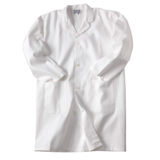 Blouse de chimie