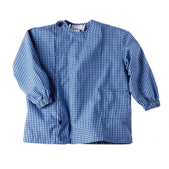Clovis Vichy bleu